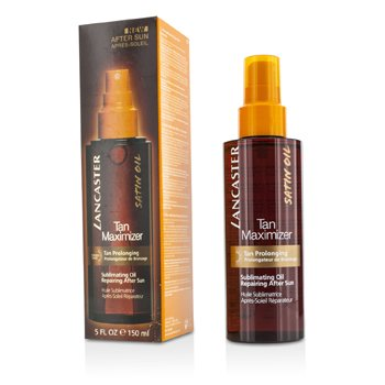 Lancaster Tan Maximizer Sublimating Oil Repairing After Sun  150ml/5oz