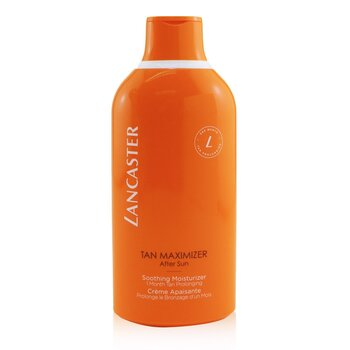 Lancaster Krem po opalaniu Tan Maximizer Soothing Moisturizer Repairing After Sun  400ml/13.5oz
