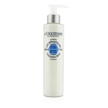 L'Occitane Leche Limpiadora Karit�  200ml/6.7oz
