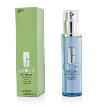 Clinique Turnaround Revitalizing Serum  50ml/1.7oz