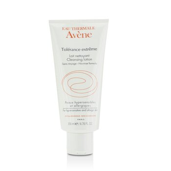 Avene Tolerance Extreme Cleansing Lotion (For Hypersensitive & Allergic Skin)  200ml/6.76oz