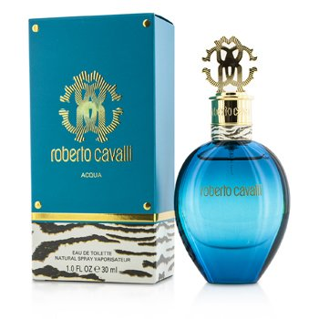 Roberto Cavalli Acqua Eau De Toilette Spray  30ml/1oz