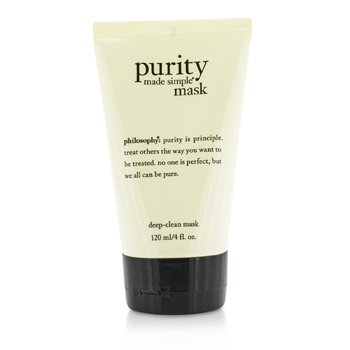 Philosophy Purity Made Simple Mask Deep-Clean Mask  120ml/4oz