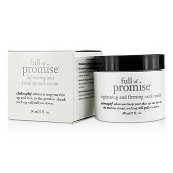 Philosophy ������ЪѺ����Ӥ� Full Of Promise Tightening & Firming Neck Cream  60ml/2oz