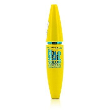 Maybelline  Volum' Express The Colossal Waterproof Mascara - #Glam Black  10ml/0.33oz