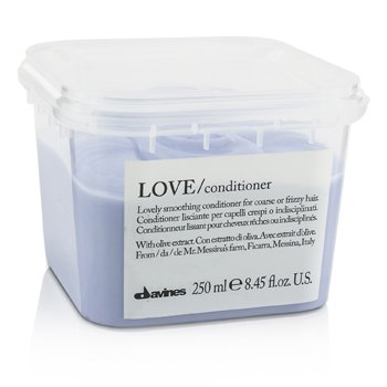 Davines Love Lovely Smoothing Conditioner (For Coarse or Frizzy Hair)  250ml/8.45oz
