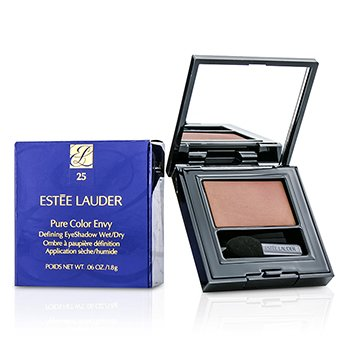 Estee Lauder Pure Color Envy Color Ojos Definici�n Seca/L�quida - # 25 Fierce Sable  1.8g/0.06oz