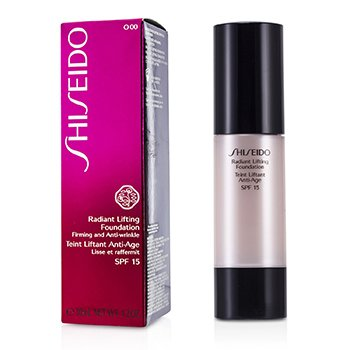 Shiseido Base Radiant Lifting SPF 15 - # O00 Very Light Ochre  30ml/1.2oz