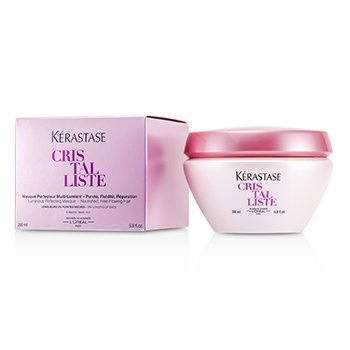 Kerastase Cristalliste Luminous Perfecting Masque (Para Cabelos Com Pontas Secas)  200ml/6.8oz