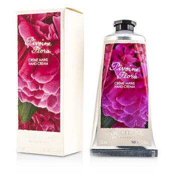 L'Occitane Pivoine Flora Crema Manos  75ml/2.6oz