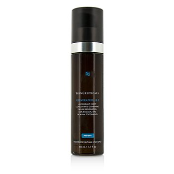 Skin Ceuticals Resveratrol B E Concentrado Antioxidante Noche (Tamaño de Salón)  50ml/1.7oz