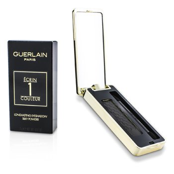 Guerlain Ecrin 1 Couleur Sombra Larga Duración - # 09 Flash Black  2g/0.07oz