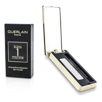Guerlain Ecrin 1 Couleur Long Lasting Eyeshadow - # 10 White Ever  2g/0.07oz