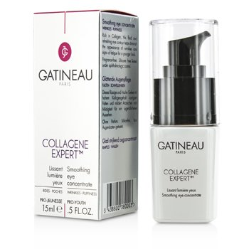 Gatineau Wygładzający koncentrat pod oczy z kolagenem Collagene Expert Smoothing Eye Concentrate  15ml/0.5oz