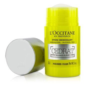 L'Occitane Cedrat Deodorant Stick  75g/2.6oz