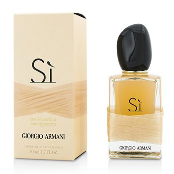 Giorgio Armani Si Rose Signature Eau De Parfum Spray  50ml/1.7oz