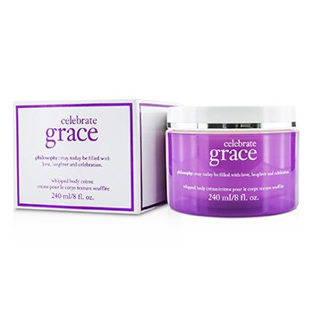 Philosophy Celebrate Grace Whipped Body Cream - Krim Tubuh  240ml/8oz
