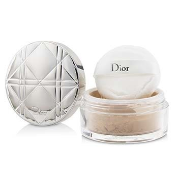 Christian Dior Diorskin Nude Air Healthy Glow Polvo Volátil Invisible - # 030 Medium Beige  16g/0.56oz