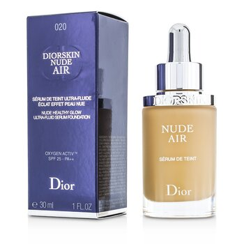 Christian Dior Base Diorskin Nude Air Serum SPF25 - # 020 Light Beige  30ml/1oz