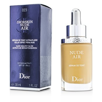 迪奧  Diorskin Nude Air Serum Foundation SPF25 - # 023 Peach  30ml/1oz