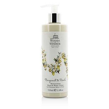 Woods Of Windsor Bergamot & Neroli Moisturising Hand & Body Lotion  350ml/11.8oz