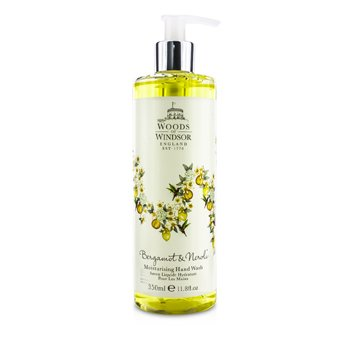 Woods Of Windsor Bergamot & Neroli Moisturising Hand Wash  350ml/11.8oz