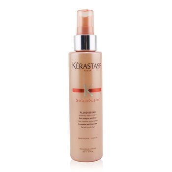 Kerastase Discipline Fluidissime Complete Anti-Frizz Care (For All Unruly Hair)  150ml/5.1oz