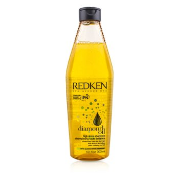 Redken Diamond Oil High Shine Shampoo (For Dull Hair)  300ml/10.1oz
