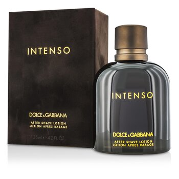 Dolce & Gabbana Intenso After Shave Lotion  125ml/4.2oz