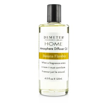 Demeter Atmosphere Diffuser Oil - Banana Flambee  120ml/4oz