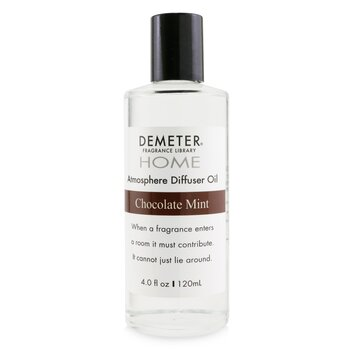 Demeter Aceite Difusor Ambiente - Chocolate Mint  120ml/4oz