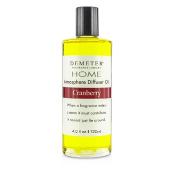 Demeter Aceite Difusor Ambiente - Cranberry  120ml/4oz
