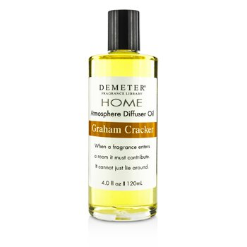 Demeter น้ำมันหอม Atmosphere Diffuser Oil - Graham Cracker  120ml/4oz