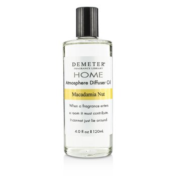 Demeter น้ำมันหอม Atmosphere Diffuser Oil - Macadamia Nut  120ml/4oz