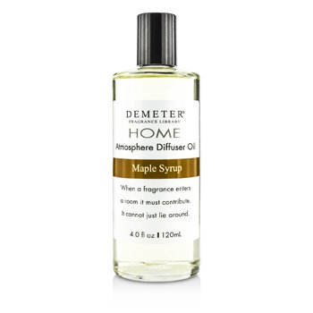 Demeter Aceite Difusor Ambiente - Maple Syrup  120ml/4oz
