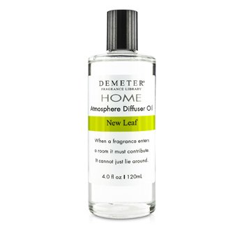 Demeter น้ำมันหอม Atmosphere Diffuser Oil - New Leaf  120ml/4oz
