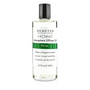 Demeter Aceite Difusor Ambiente - Privet  120ml/4oz
