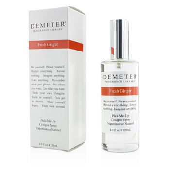 Demeter Fresh Ginger Cologne Spray  120ml/4oz