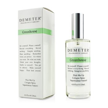 Demeter Greenhouse kolonjski sprej  120ml/4oz