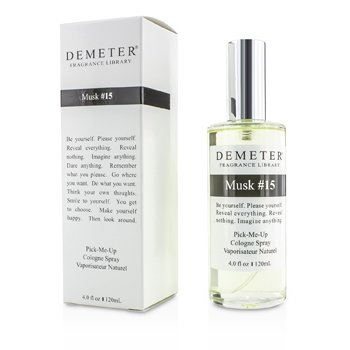 Demeter Musk #15 Cologne Spray  120ml/4oz