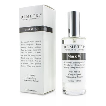 Demeter Musk #7 Cologne Spray  120ml/4oz