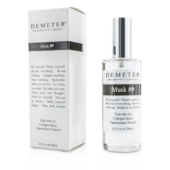 Demeter Musk #9 Cologne Spray  120ml/4oz