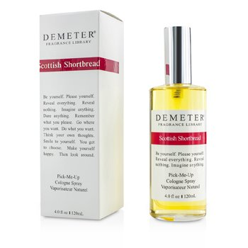 Demeter Scottish Shortbread Spray Colonia  120ml/4oz
