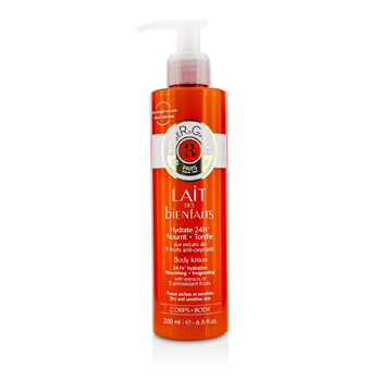 Roger & Gallet Eau Des Bienfaits Body Lotion (with Pump)  200ml/6.6oz