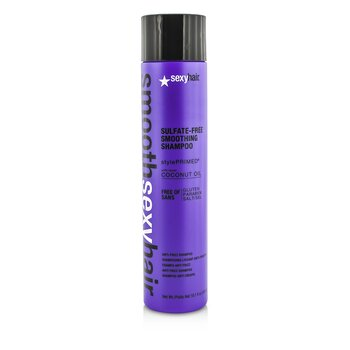 Sexy Hair Concepts Smooth Sexy Hair Şampon Catifelant Fără Sulfaţi (Anti-Electrizare)  300ml/10.1oz