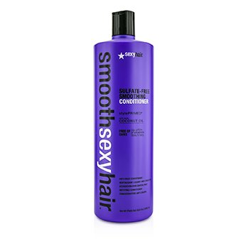 Sexy Hair Concepts Smooth Sexy Hair Balsam Catifelant Fără Sulfaţi (Anti-Electrizare)  1000ml/33.8oz