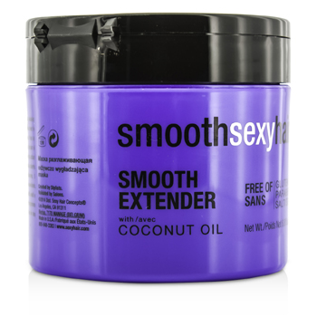 Sexy Hair Concepts Smooth Sexy Hair Smooth Extender Mascarilla Alisante Nutritiva  200ml/6.8oz