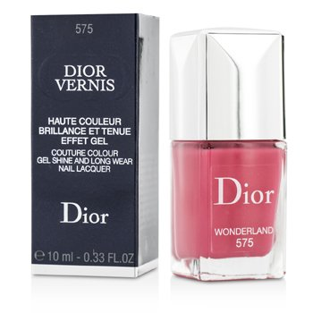 Christian Dior Dior Vernis Moda Renkte Jel Parlaklığı ve Uzun Süre Kalıcı Oje - # 575 Wonderland  10ml/0.33oz