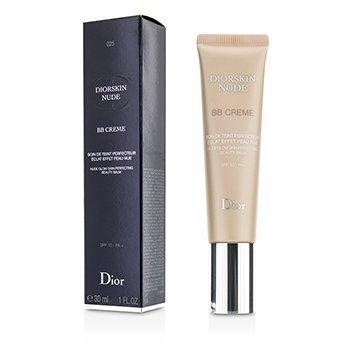 Christian Dior Diorskin Nude BB Creme Nude Glow Skin Perfecting Bálsamo Belleza SPF 10 - # 026  30ml/1oz