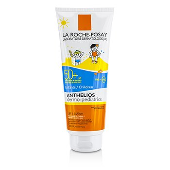 La Roche Posay โลชั่นสำหรับเด็ก Anthelios 50 Dermo-Pediatrics Lotion For Children SPF 50+  300ml/10.14oz